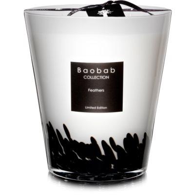 Baobab Feathers bougie parfumée