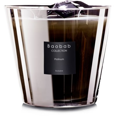 Baobab Les Exclusives Platinum Scented Candle