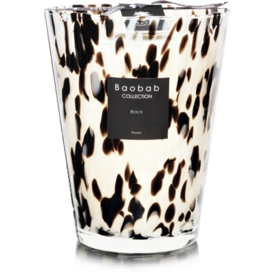 Baobab Black Pearls Scented Candle