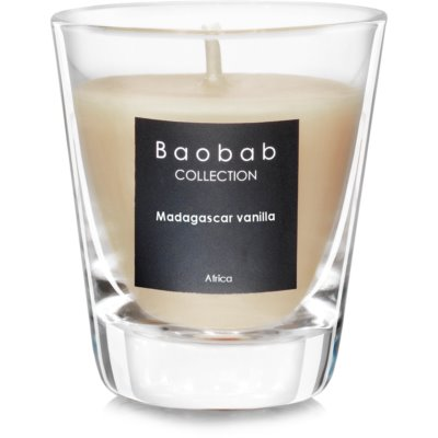 Baobab Madagascar Vanilla bougie parfumée  (votive)