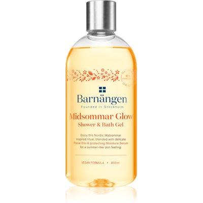 Barnängen Midsommar Glow sprchový a koupelový gel