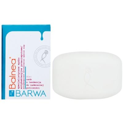 savon antibactérien anti-transpiration excessive
