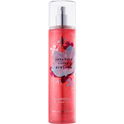 spray corporal para mujer 236 ml Brillante