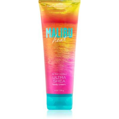Bath & Body Works Malibu Heat Body Cream for Women 226 g
