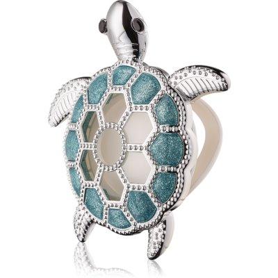 Bath & Body Works Blue Sea Turtle Auto-Dufthalter   zum Aufhängen