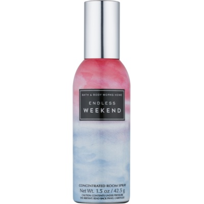 Bath & Body Works Endless Weekend spray pentru camera