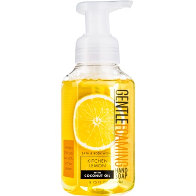 Bath & Body Works Kitchen Lemon Foaming Hand Soap