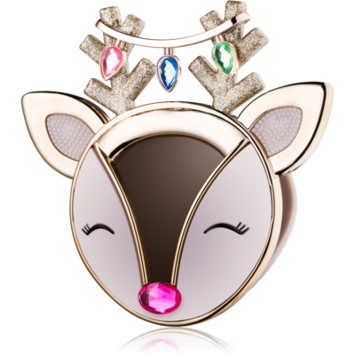 Bath & Body Works Jeweled Reindeer Scentportable holder for car    Hanging