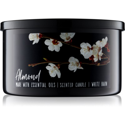 Bath & Body Works Almond candela profumata
