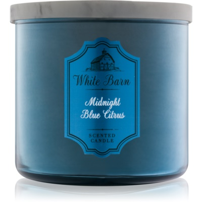 Bath & Body Works Midnight Blue Citrus Scented Candle