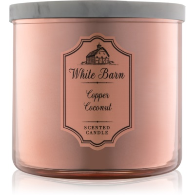 Bath & Body Works Copper Coconut Scented Candle