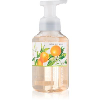 pěnové mýdlo na ruce