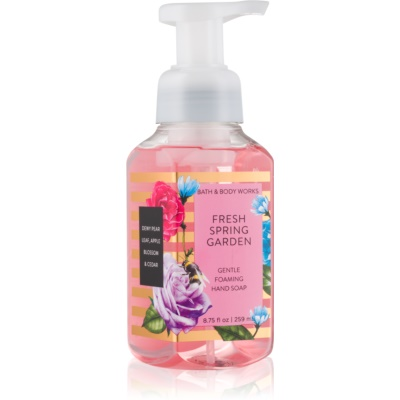 Bath & Body Works Fresh Spring Garden Foaming Hand Soap  259 ml