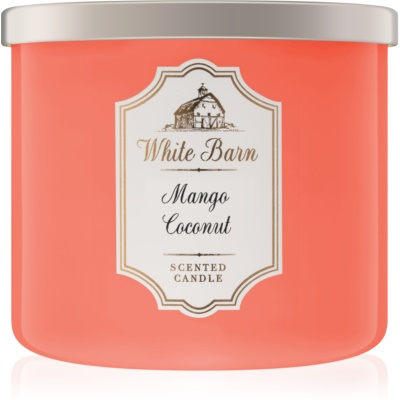 Bath & Body Works Mango Coconut candela profumata