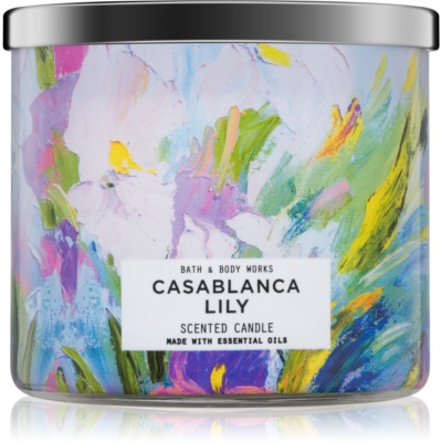 Bath & Body Works Casablanca Lily Scented Candle