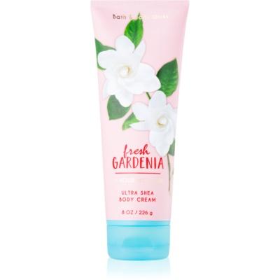 Bath & Body Works Fresh Gardenia crema de corp pentru femei 226 g