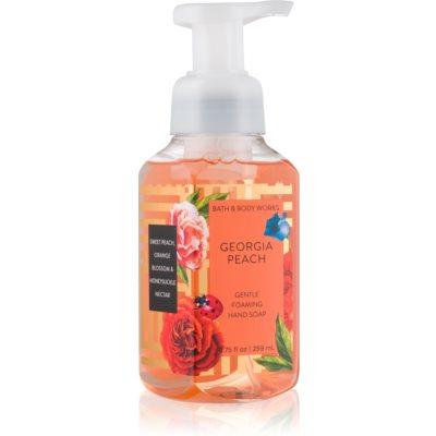 Bath & Body Works Georgia Peach Foaming Hand Soap  259 ml