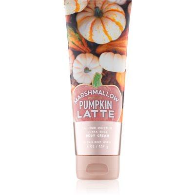 Bath & Body Works Marshmallow Pumpkin Latte crema corporal para mujer 226 g