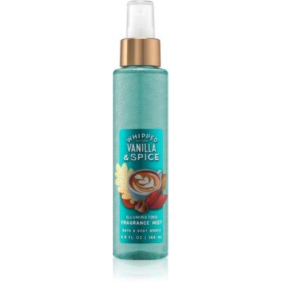 Body Spray for Women 146 ml glittering