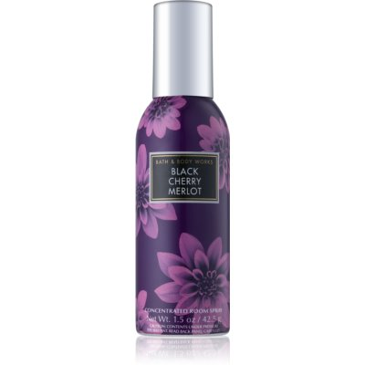 Bath & Body Works Black Cherry Merlot spray para el hogar  I.