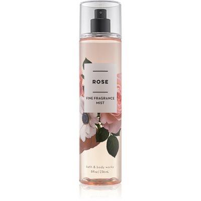 Bath & Body Works Rose Bodyspray Für Damen 236 ml