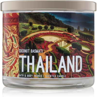 Bath & Body Works Coconut Basmati Scented Candle   Thailand