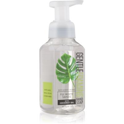 jabón espumoso para manos
