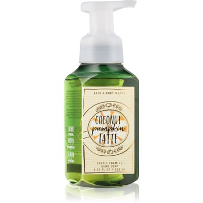 Bath & Body Works Coconut Pumpkin Latte Foaming Hand Soap