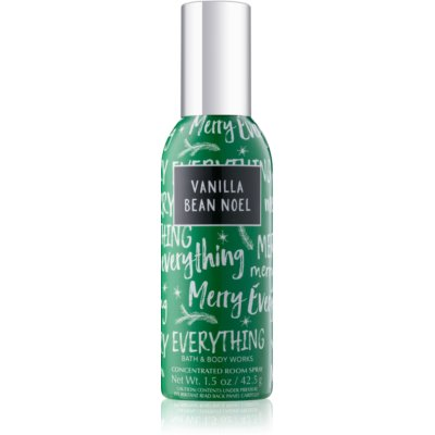 Bath & Body Works Vanilla Bean Noel Room Spray