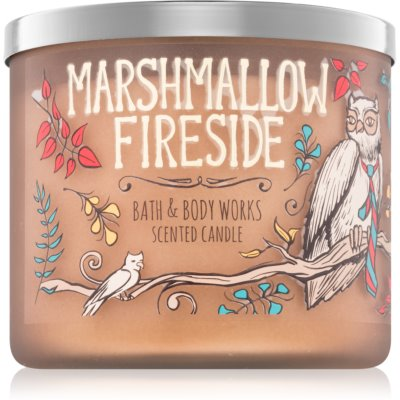 Bath & Body Works Marshmallow Fireside Scented Candle  II.