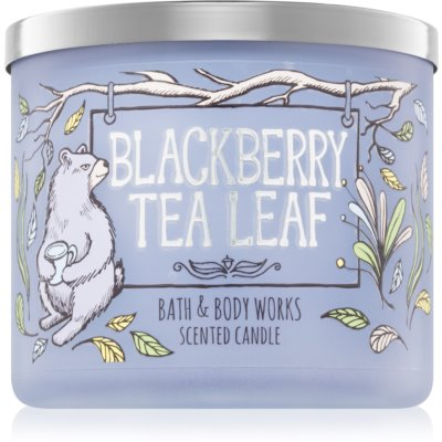 Bath & Body Works Blackberry Tea Leaf Scented Candle