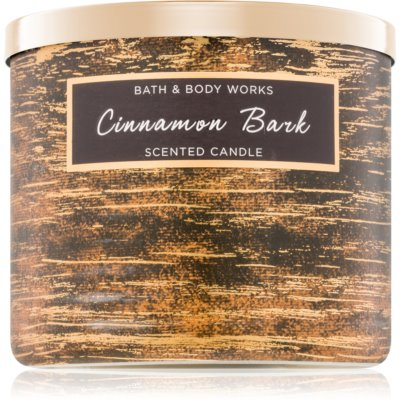 Bath & Body Works Cinnamon Bark bougie parfumée
