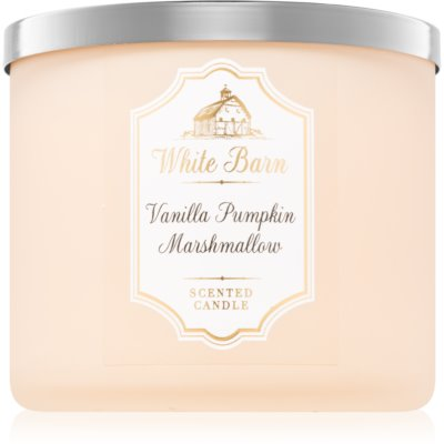 Bath & Body Works Vanilla Pumpkin Marshmallow Duftkerze