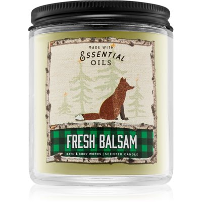Bath & Body Works Fresh Balsam Geurkaars r