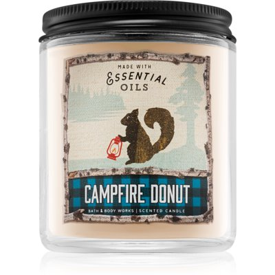 Bath & Body Works Campfire Donut bougie parfumée  I.