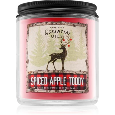 Bath & Body Works Spiced Apple Toddy vela perfumada   II.