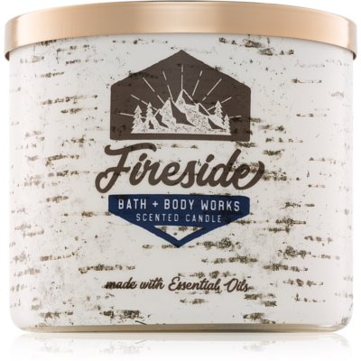 Bath & Body Works Fireside Scented Candle