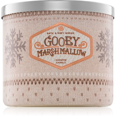 Bath & Body Works Gooey Marshmallow doftljus