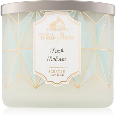 Bath & Body Works Fresh Balsam bougie parfumée  II.