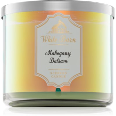 Bath & Body Works Mahogany Balsam bougie parfumée  I.