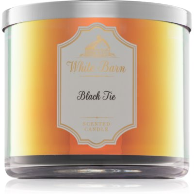 Bath & Body Works Black Tie bougie parfumée
