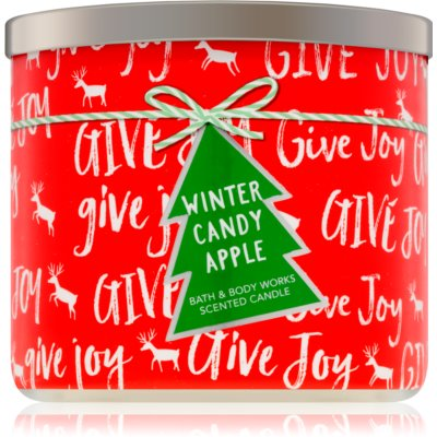 Bath & Body Works Winter Candy Apple doftljus