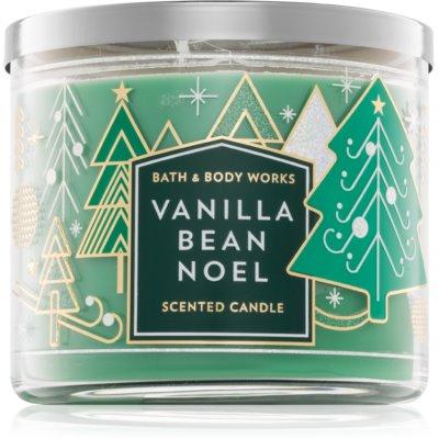 Bath & Body Works Vanilla Bean Noel mirisna svijeća 411 g