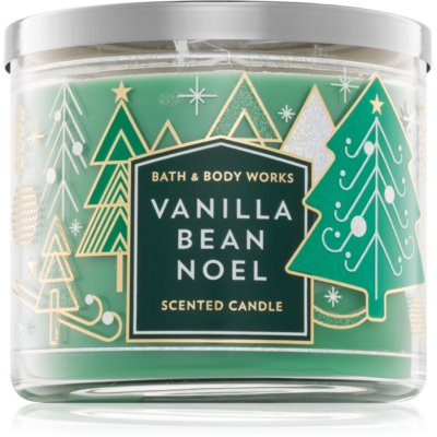 Bath & Body Works Vanilla Bean Noel duftkerze