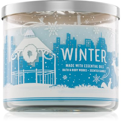 Bath & Body Works Winter mirisna svijeća II.