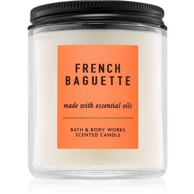 Bath & Body Works French Baguette illatos gyertya  198 g I.