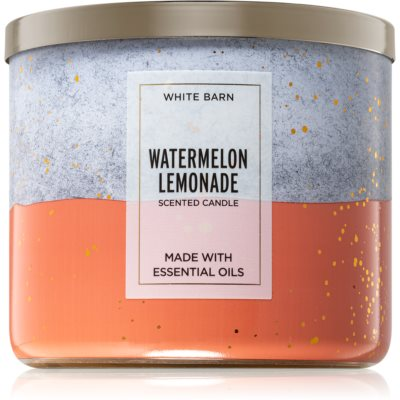 Bath & Body Works Watermelon Lemonade vela perfumada IV.