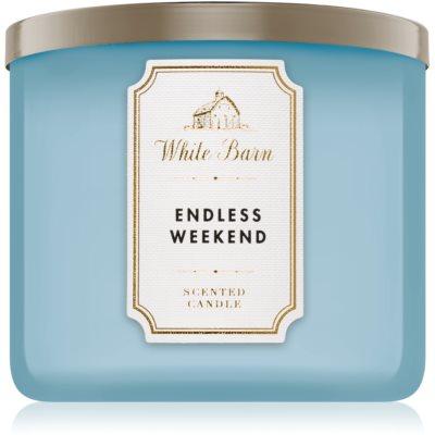 Bath & Body Works Endless Weekend lumânare parfumată  411 g