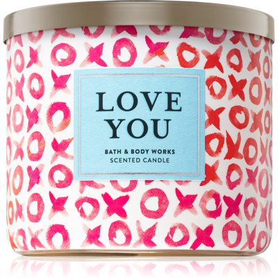 Bath & Body Works Flower Shop vonná sviečka 411 g