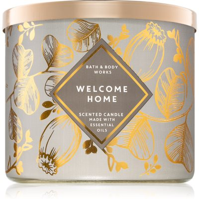 Bath & Body Works Welcome Home dišeča sveča